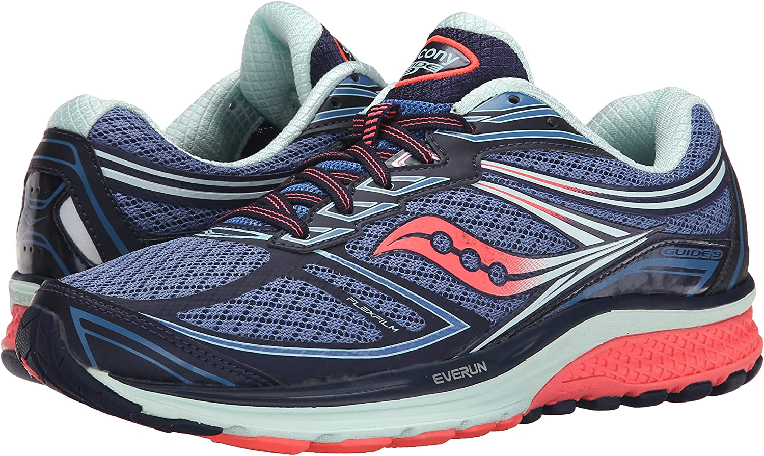 Saucony Guide 9, Women's Competition