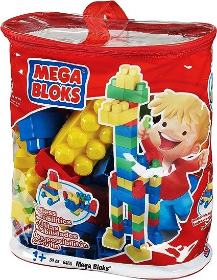 Mega Blocks Big Building Classic Large Size Lego Blocks Toddler Kid