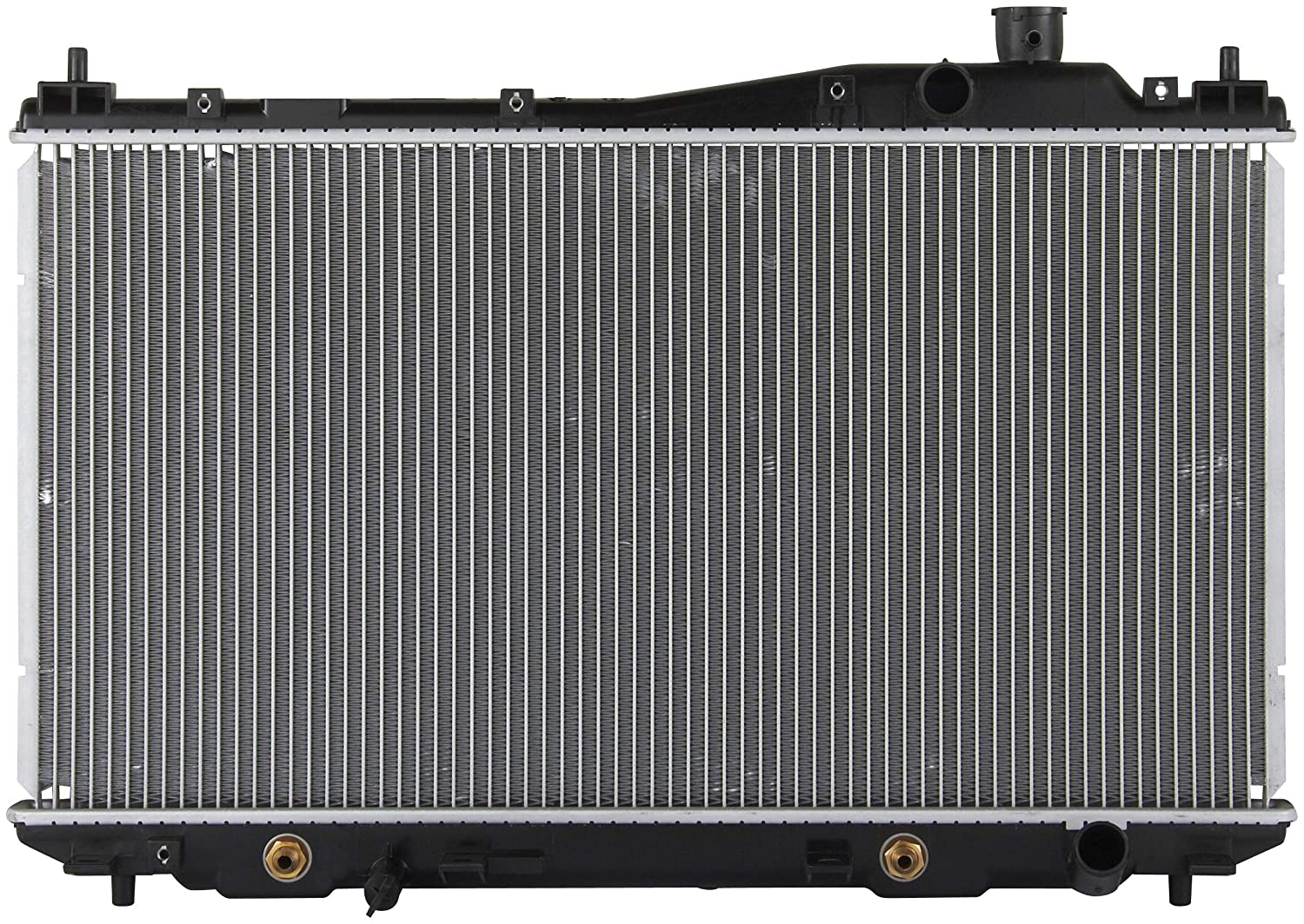 Amazon.com: Spectra Premium CU2354 Complete Radiator for Honda Civic:  Automotive
