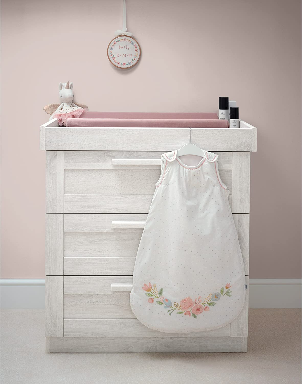Mamas /& Papas Atlas Dresser Changer Nimbus White