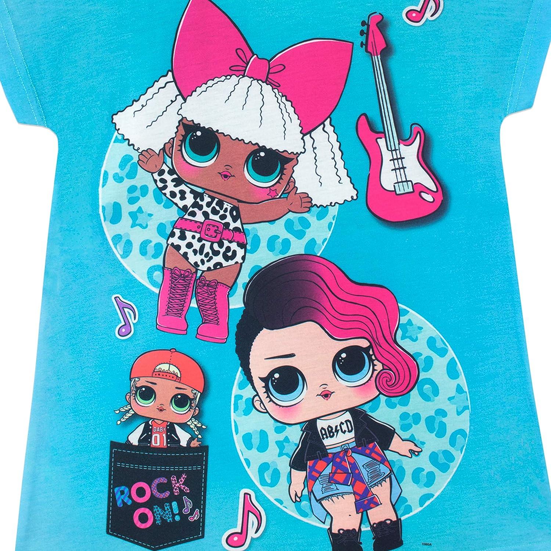 L.O.L Surprise Girls Diva and Rocker Pyjamas