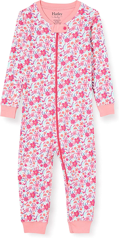 Hatley Baby Girls' Organic Cotton Sleepers