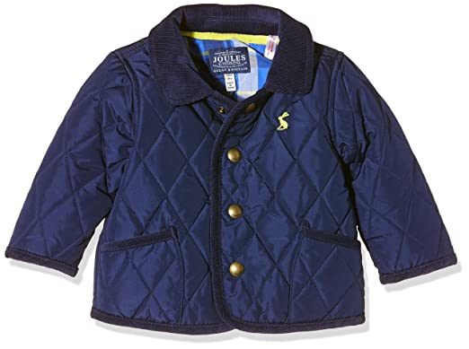 Amazon Joules Baby Boys Milford Quilted Jacket Clothing