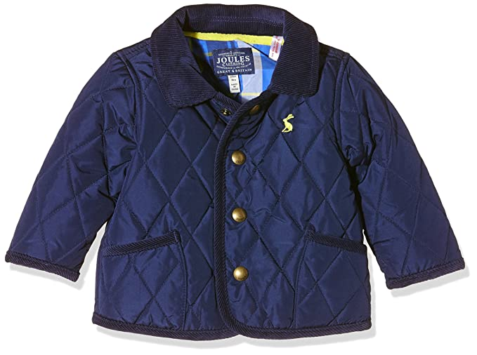 40eb3b442859 Joules Inf Boys Quilted Jacket Coat