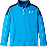 Under Armour Tech 1/2 Zip - Camiseta de Calentamiento para niño