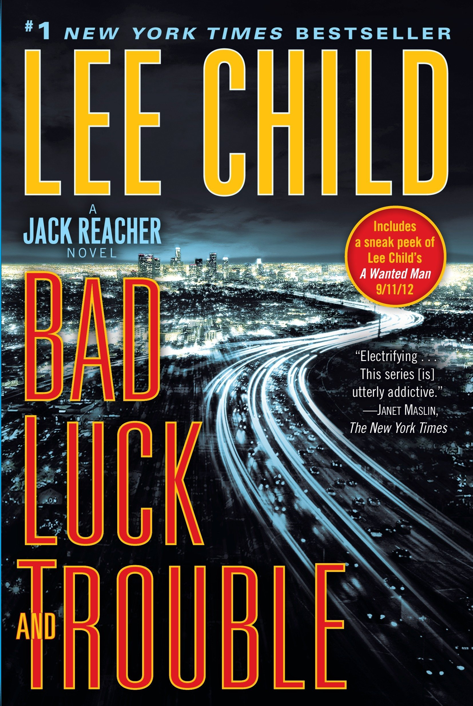 Download Bad Luck and Trouble: A Jack Reacher Novel pdf