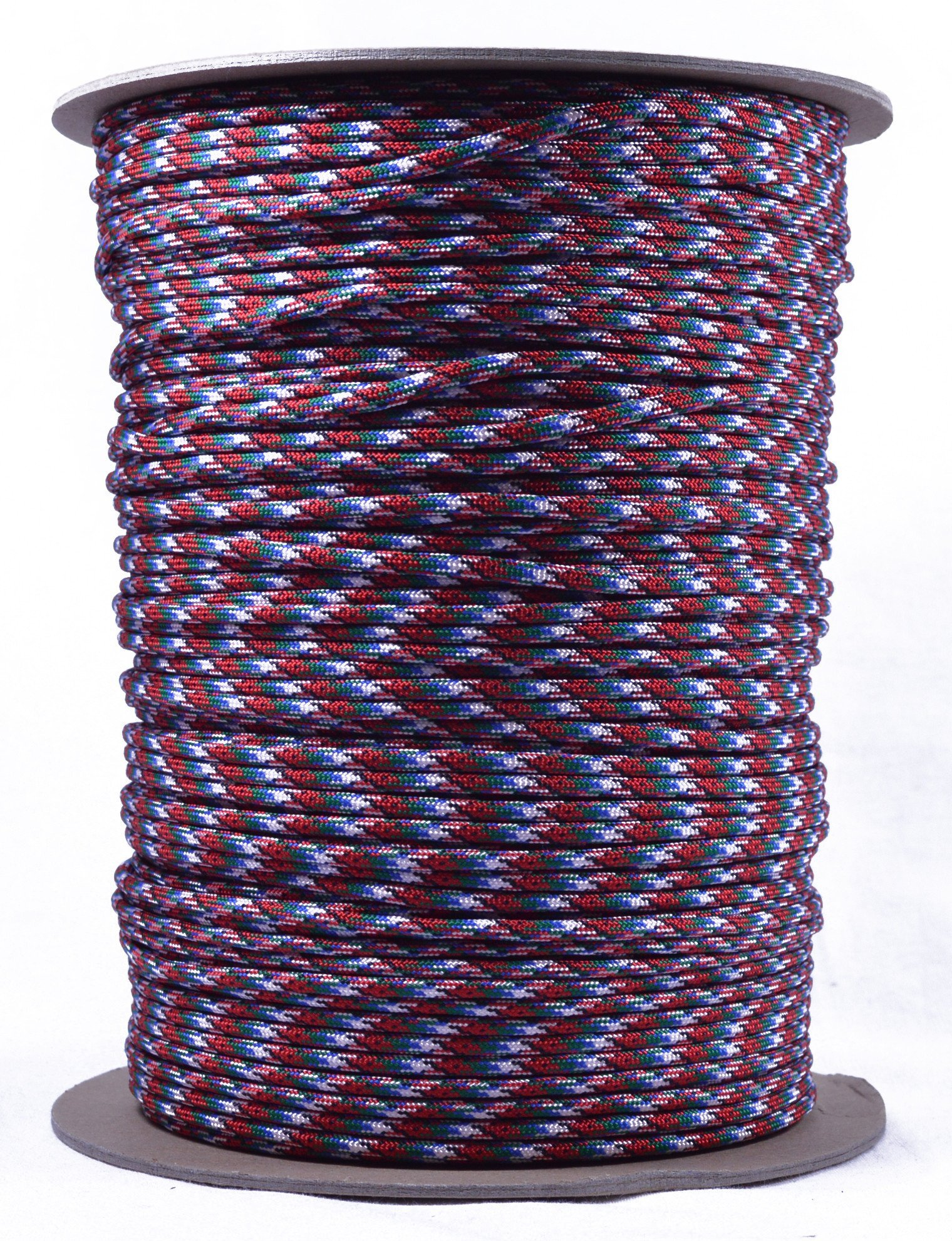BoredParacord Brand Paracord (1000 ft. Spool) - Afghanistan Veteran 2 by BoredParacord (Image #1)