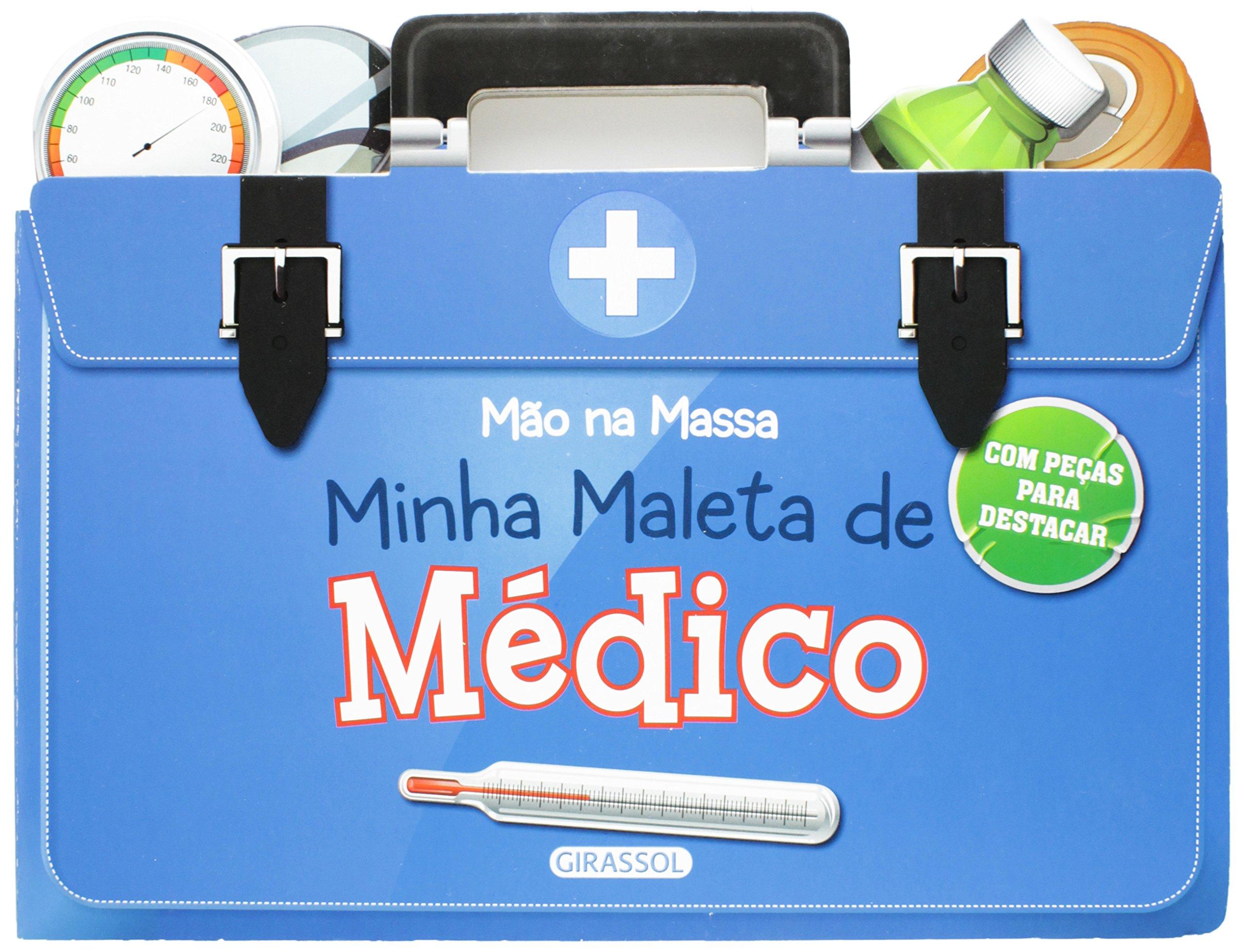 Minha Maleta de Médico: Vários Autores/Vários Editores/Vários Tradutores: 9788539417346: Amazon.com: Books