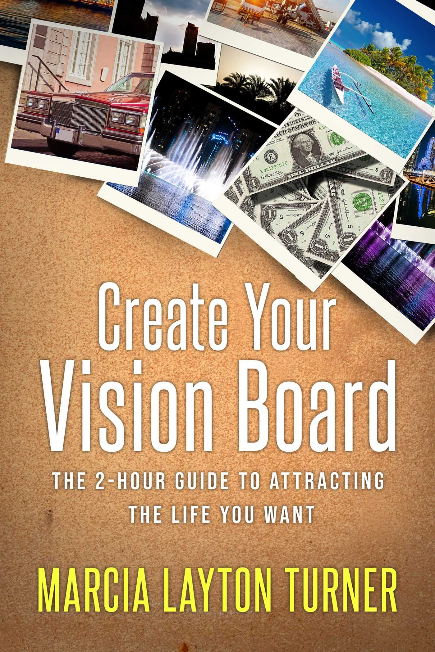 Create Your Vision Board Attracting product image