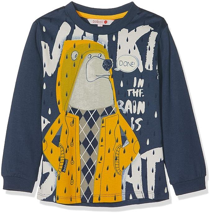 c5e9a7b10 boboli Baby Boys  Camiseta Punto LISO De Bebé Niño T-Shirt  Amazon.co.uk   Clothing
