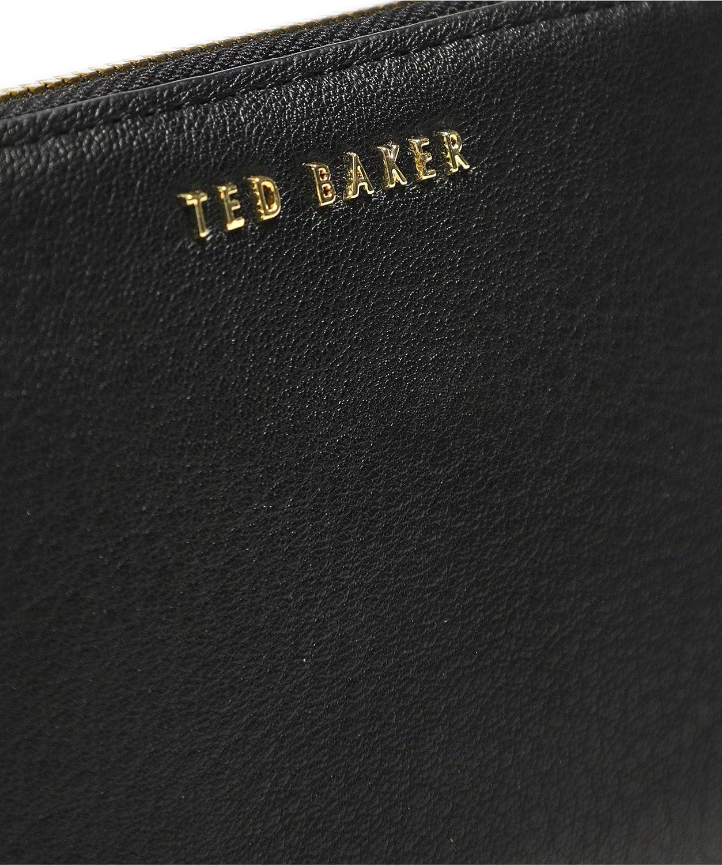 Ted Baker Womens Elentyn Leather Mini Purse Black