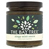 The Bay Tree Traditional English Mint Sauce - englische Minzsauce, 2er Pack (2 x 200 g)