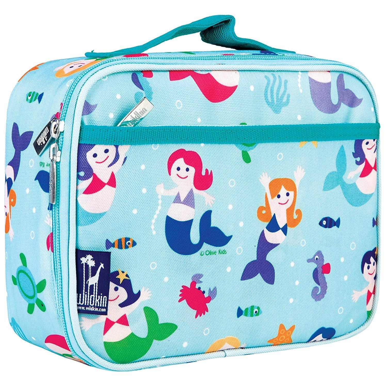 Wildkin Olive Kids Mermaids Lunch Box (Limited Edition) Wildkin.