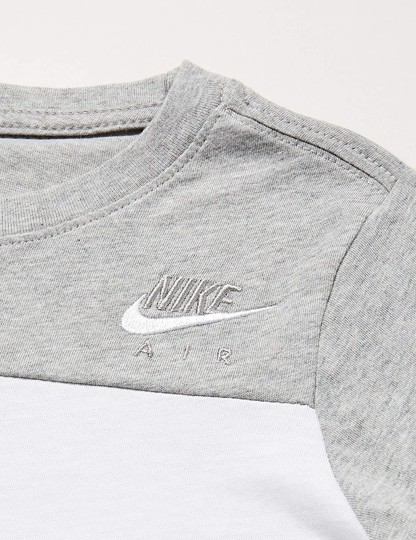 Ni/ños Desconocido B NSW Nike Air tee SS Camiseta de Manga Corta