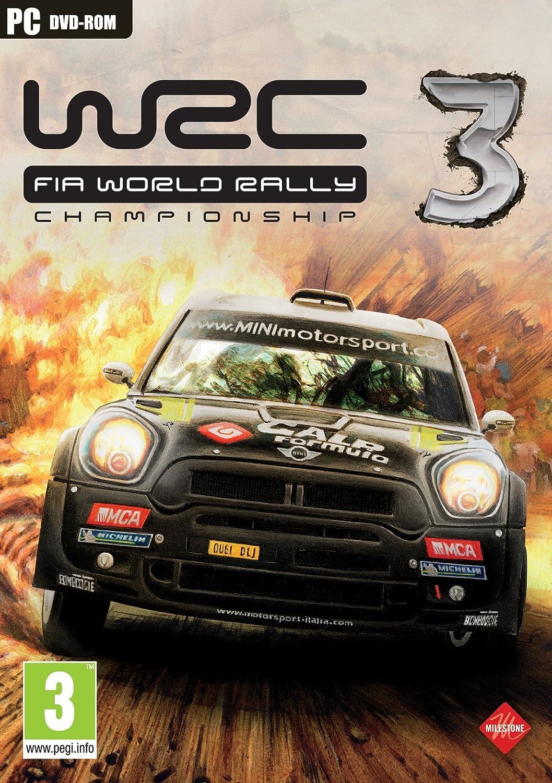 WRC 3 - World Rally Championship [Importación inglesa]: Amazon.es: Videojuegos