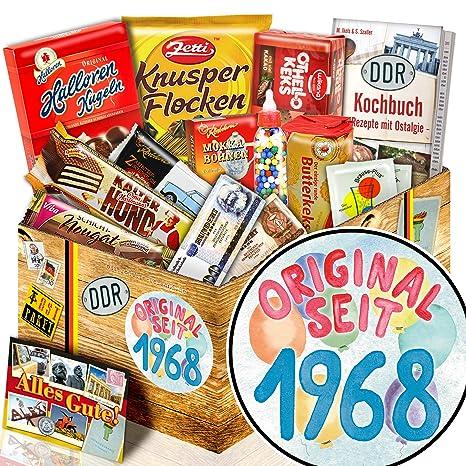 Original Seit 1968 Susse Ddr Geschenk Box Zum 50 Geburtstag