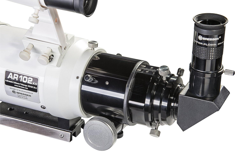 /Blanc Bresser R/éfracteur Messier Ar-102/X S//460/T/élescope avec Hexafoc oculaires/