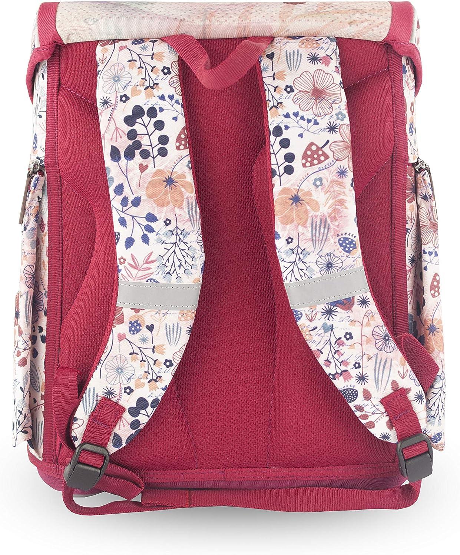 Anekke Ergo Schulranzen//Ergonomic Backpack SET 5-tlg Liberty 41 cm 19AN-901-LIB-5