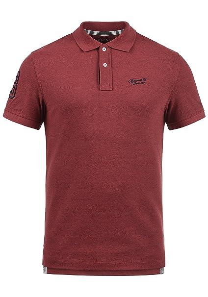 Blend Ludger Camiseta Polo De Manga Corta para Hombre con Cuello De Polo   Amazon.es  Ropa y accesorios 713c4e95894ed