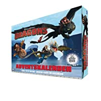 Spin Master 6036479 – Dreamworks Dragons – Calendrier de l'Avent