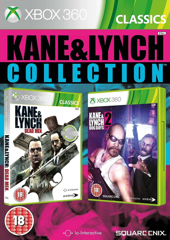 """Résultat de recherche d'images pour """"kane&lynch collection xbox 360 cover"""""""
