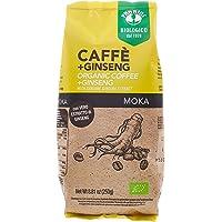Probios Organic Coffee Plus Ginseng for Moka , 250G