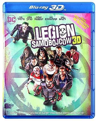 Suicide Squad Blu-Ray + Blu-Ray 3D Region Free IMPORT No hay ...