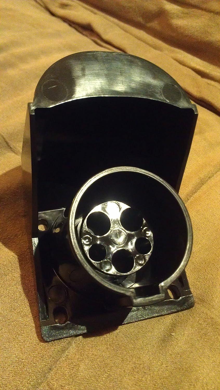J1772 EVSE electric car holster plug holder dock with cable hook EV-001