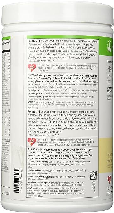 Amazon.com: Formula 1 Nutritional Shake Mix (Wild Berry): Health & Personal Care