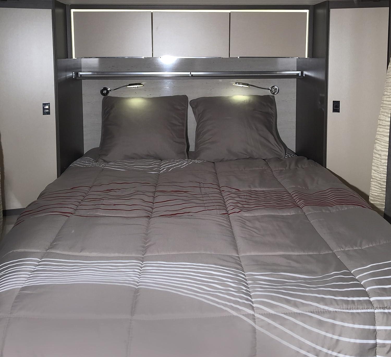 Lit tout fait / Prê t-à -dormir Vibes 120/130 x 190 cm MIDLAND 3700628218104