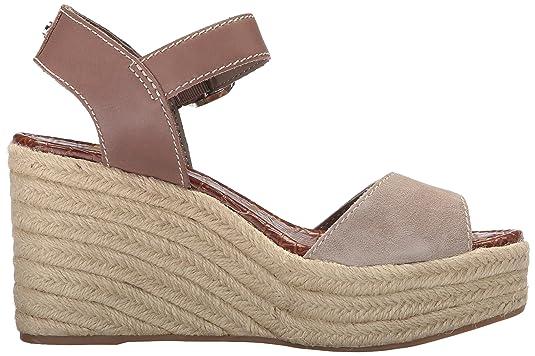 218c4457af10 Amazon.com  Sam Edelman Women s Dimitree Espadrille Wedge Sandal  Shoes