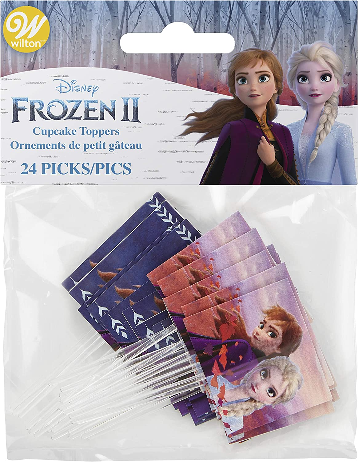 Non-Food Items FUN PIX 24/PKG FROZEN 2, us:one size