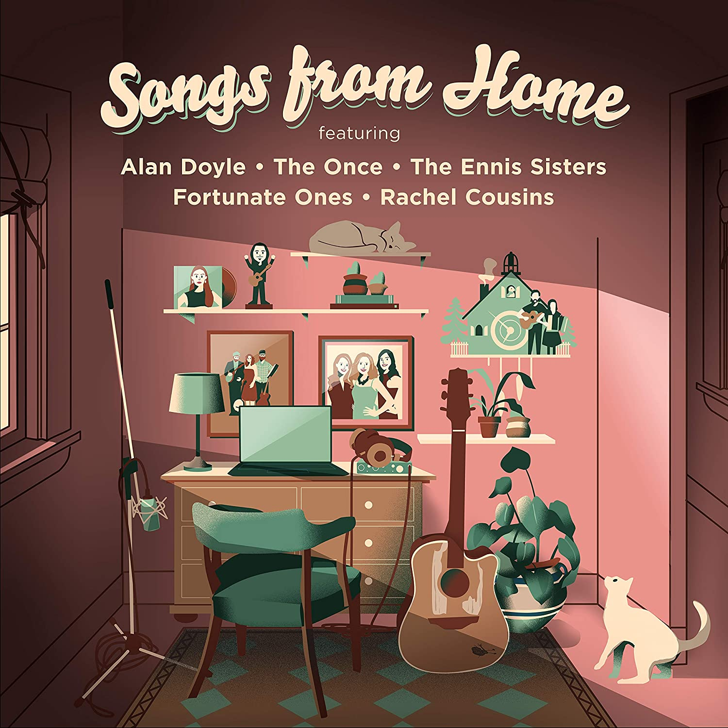 Songs From Home / Various