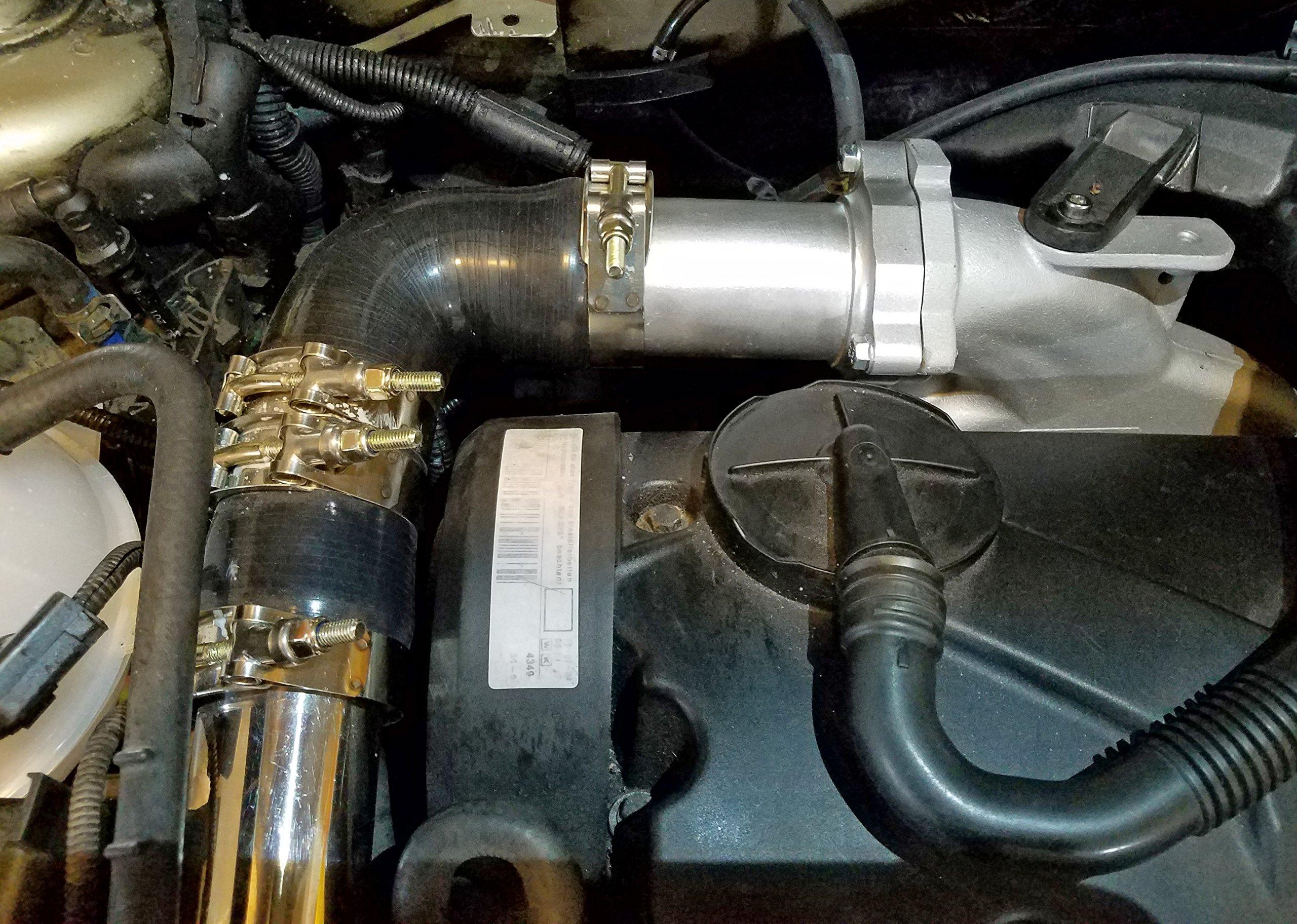 Volkswagen TDI PD150 Intake Manifold Intercooler Piping Kit