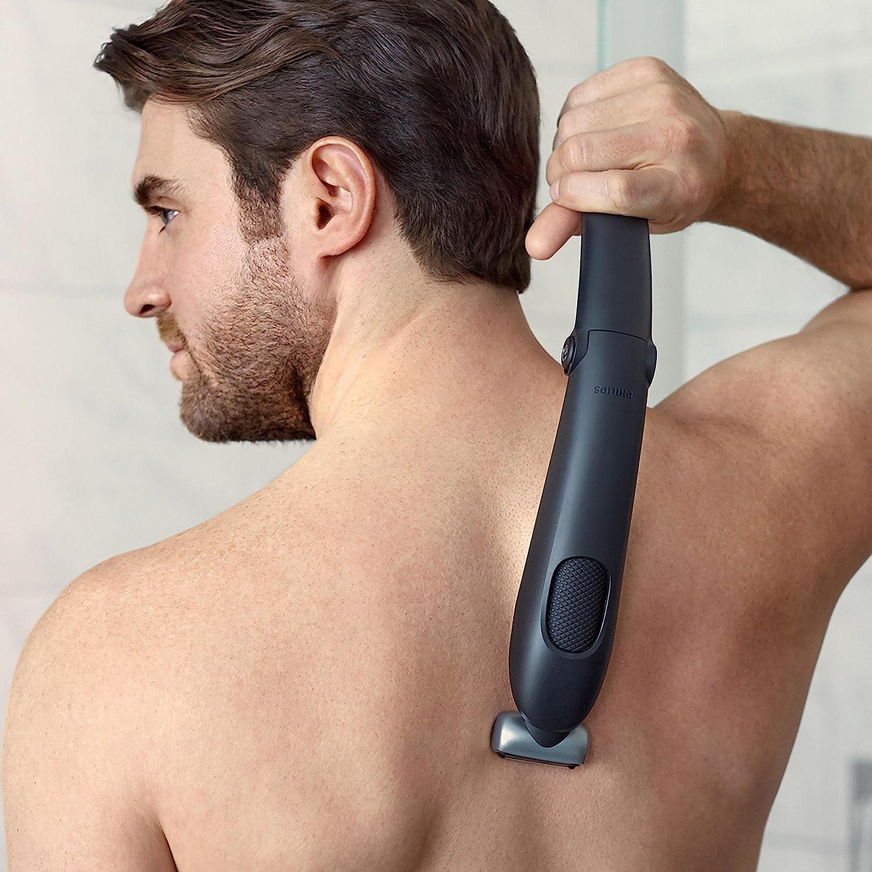 Depilazione schiena uomo : Philips BG5020