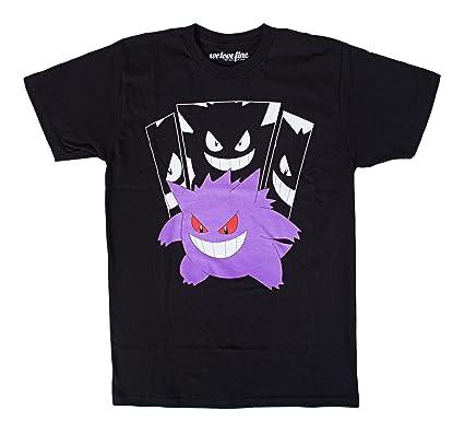bba35d1f Pokemon Purple Gengar Tee TShirt Pokemon t
