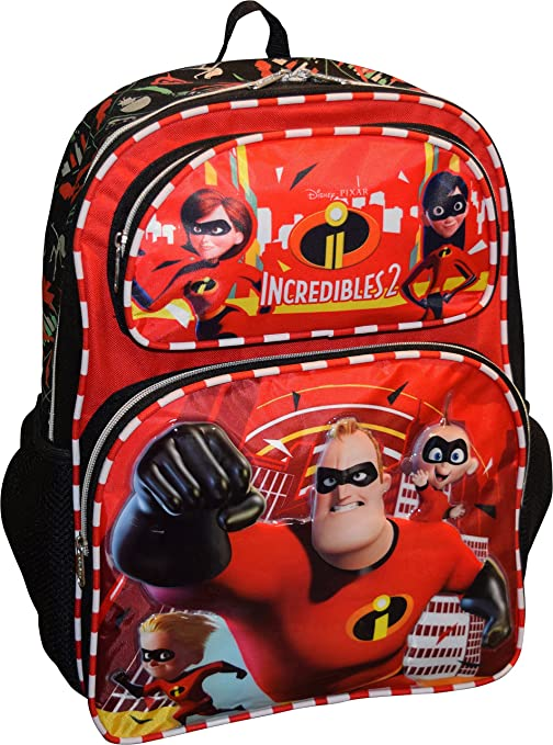 2c35de596b62 Amazon.com  Incredibles 2 Disney-Pixar Boy s 16
