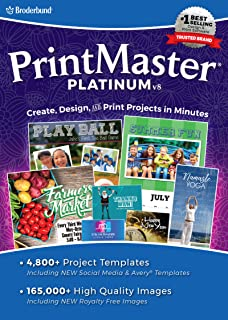 Amazon greeting card factory deluxe 11 download software printmaster v8 platinum for pc design software for at home print projects download m4hsunfo