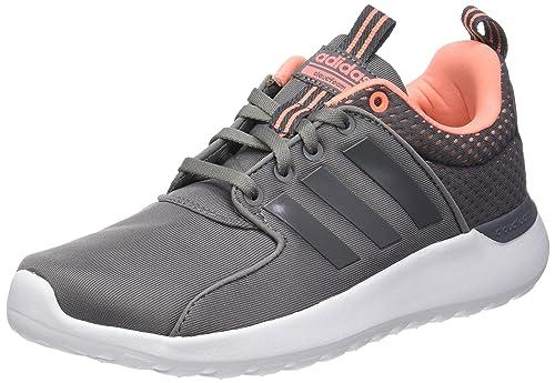 huge selection of 5fb49 f35a1 adidas CF Lite Racer W, Zapatillas de Deporte para Mujer, Gris  GritreBrisol, 36 23 EU Amazon.es Zapatos y complementos