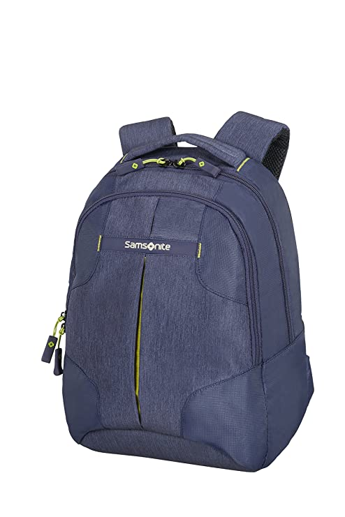 28524ff1a9 Samsonite Rewind Zaino S, Poliestere, Dark Blue, 15 L, 38 cm: Amazon ...