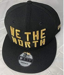 newest f5f2e aa16f Toronto Raptors New Era We The North Gold 9Fifty Snapback Hat Cap