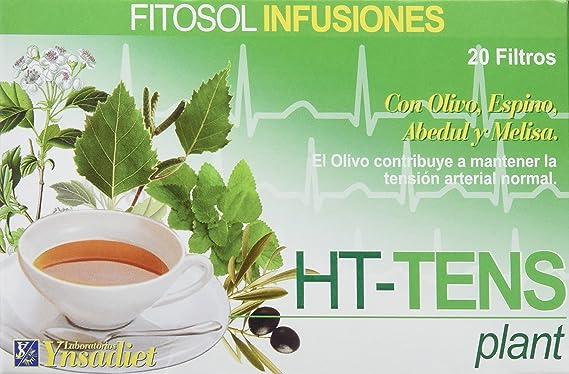 Fitosol, Té Tens, 20 Filtros, Pack of 3: Amazon.es: Alimentación y ...
