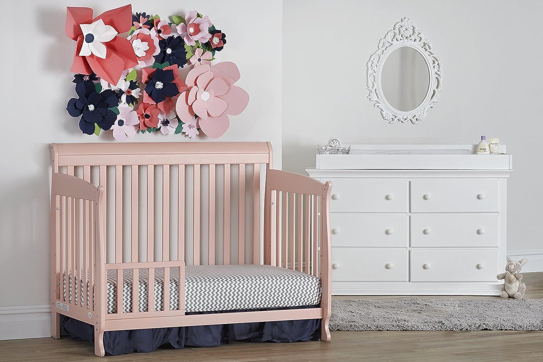 Suite Bebe Riley 4 in 1 Convertible Crib Coral