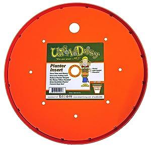 "Bloem Ups-A-Daisy Round Planter Lift Insert - 17"""