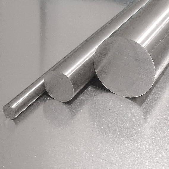 L: 300mm Zuschnitt Edelstahl Rundstab VA V2A 1.4301 blank h9 /Ø 18 mm 30cm
