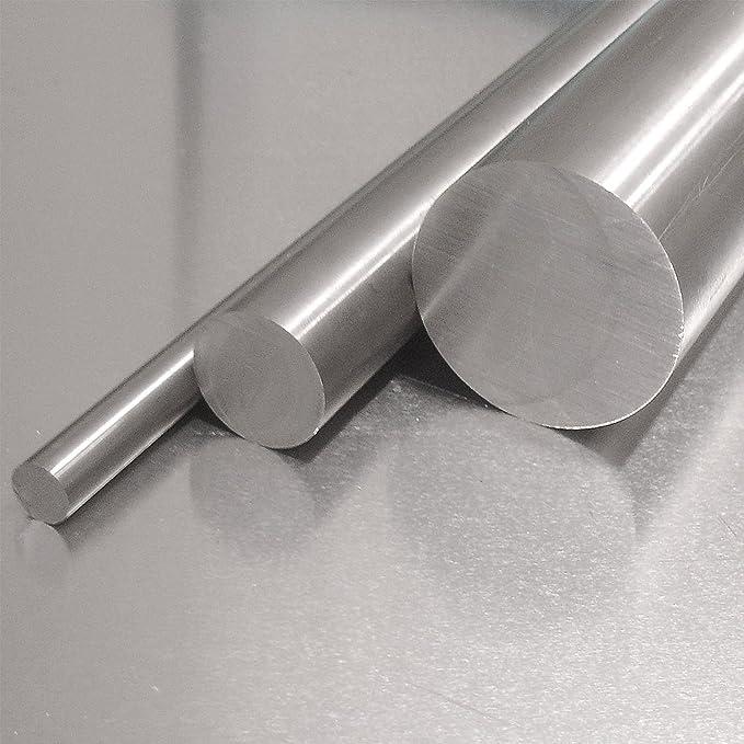 ⌀ 25mm - 1700mm EN 10060 S235JR ⌀ 6-30mm L= 500-2000mm Rundstahl Rundeisen Rundprofil