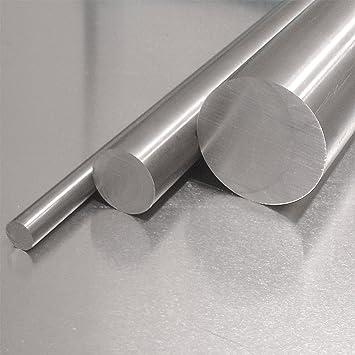 L: 1400mm Zuschnitt 140cm Edelstahl Rundstab VA V2A 1.4301 blank h9 /Ø 6 mm