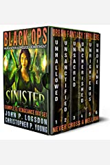 Black Ops Paranormal Police Department: Sinister Vengeance Complete Box Set Kindle Edition