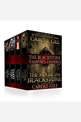The Blackstone Vampires Omnibus Kindle Edition