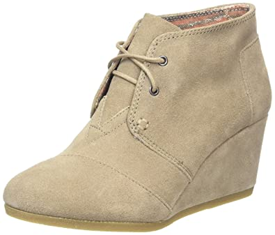 e33fcc575253 Amazon.com | TOMS Women's Desert Wedge Shoes | Shoes